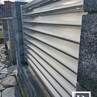 Helvetia fence